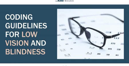 Coding Guideline For Low Vision and Blindness